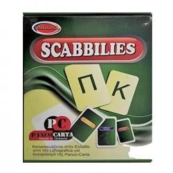 SCABBILIES 16x20cm AK
