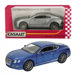 "PULL BACK 5""  BENTLEY CONT GT μηκος 16cm ToyMarkt 90917"