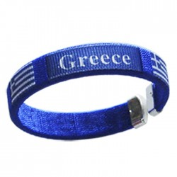 ΒΡΑΧΙΟΛΙ ΜΠΛΕ GREECE   116109