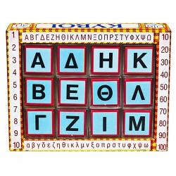 ΚΥΒΟΙ ΣΕΤ=12ΤΕΜ  ToyMarkt 9568