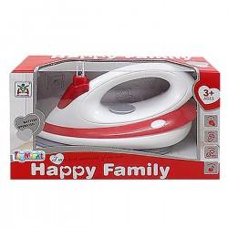 ΣΙΔΕΡΑΚΙ ΜΠΑΤΑΡΙΑΣ HAPPY FAMILY 25x14x11cm ToyMarkt 971071