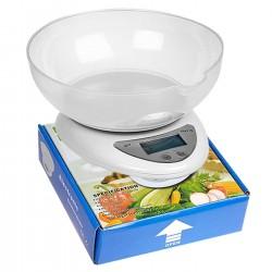 ΖΥΓΑΡΙΑ ΚΟΥΖΙΝΑΣ ΗΛΕΚΤΡΟΝΙΚΗ ΑΚΡΙΒΕΙΑΣ 0 εώς 5kg Homie 101574