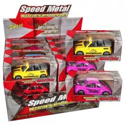 ΟΧΗΜΑΤΑ 7cm FREE WHEELS ΜΕΤΑΛΛΙΚΑ 10cm ToyMarkt 911192