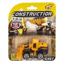 ΚΑΡΤΕΛΑ 1 ΤΕΜ DIE CAST ΔΟΜΙΚΑ 8cm 11x14cm ToyMarkt 912768