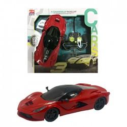 ΤΗΛΕΚΑΤΕΥΘΥΝΟΜΕΝΟ 1:20 SUPERCAR 4CH ΜΕ ΦΩΣ 31x28cm ToyMarkt 88660