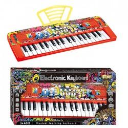 ELECTRONIC KEYBOARD 37 KEYS 50x25x5cm ToyMarkt 96142