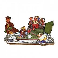ΞΥΛΙΝΟ ΣΤΟΛΙΔΙ ΚΙΝΟΥΜΕΝΕΣ ΠΑΡΑΣΤΑΣΕΙΣ ΣΕ ΠΟΛΛΑ ΣΧΕΔΙΑ ~ 15-20cm Xmasfest 1132351